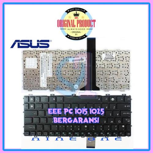 Foto Produk Keyboard Netbook Asus Eee PC 1025C 1025CE 1025 X101H X101CH 1015 dari sembilan1