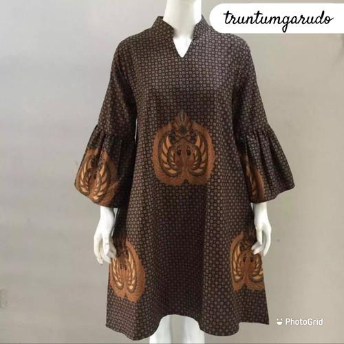 Foto Produk tunik batik truntum garudo / jumbo / big size dari Batik Sri