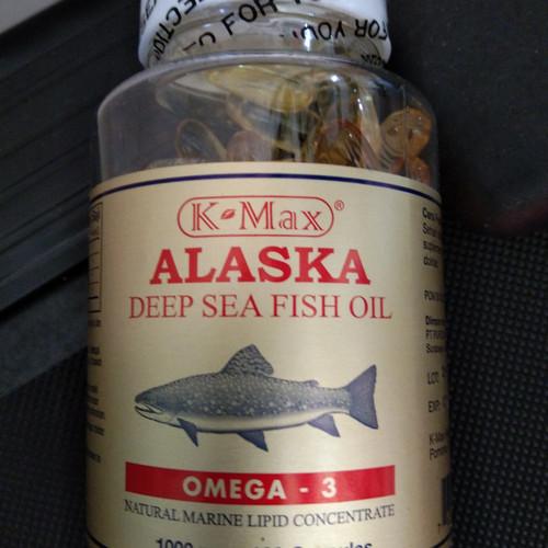Foto Produk Alaska Deep Sea Fish Oil dari Healthy_Medicine