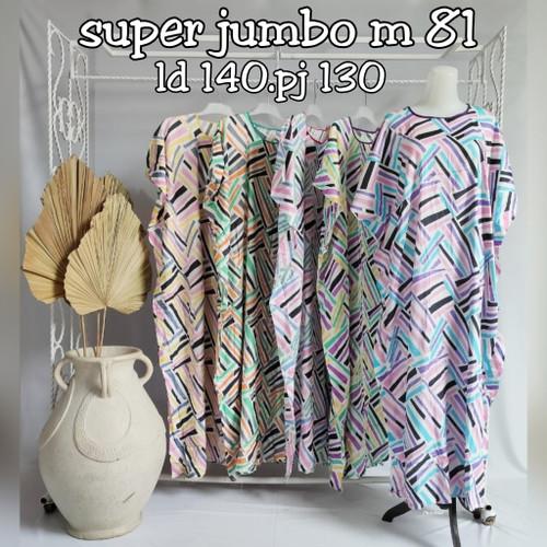 Foto Produk DASTER SUPER JUMBO TERMURAH PRODUSEN DASTER GROSIR BATIK dari batik N