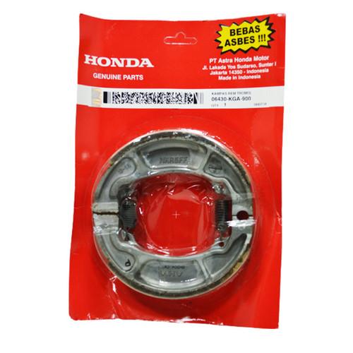 Foto Produk Kampas Rem Tromol 06430KGA900 dari Honda Cengkareng