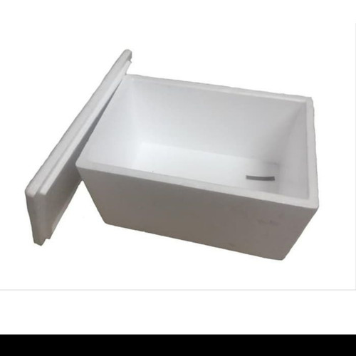 Foto Produk Box Styrofoam 5 kg Sterofoam 38x24x18 Gabus Kotak Breeding Ikan dari HS Teknik