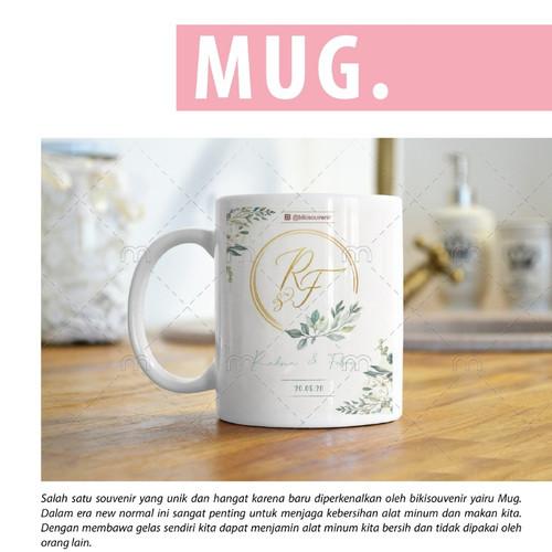 Foto Produk Souvenir MUG Custom dari BerkahInovasikreatif