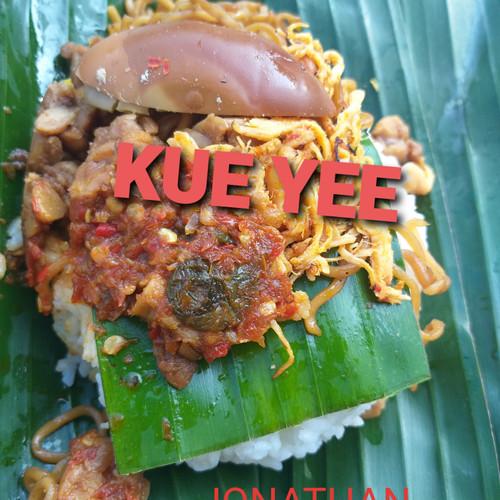 Foto Produk NASI BALI/NASI JENGGO/NASI JINGGO KHAS BALI dari Toko kue Tradisional YEE