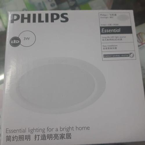 Foto Produk Philips eridani 59260 3w 6500K dari DONEX