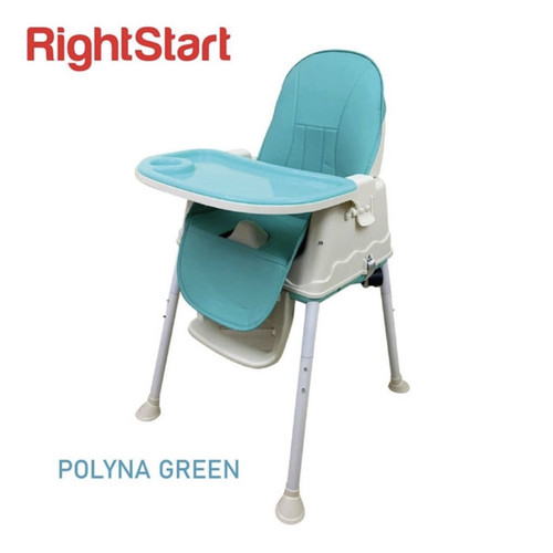 Foto Produk High Chair Baby Right Start 4 in 1 - Green dari Baby_World
