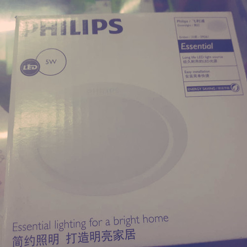 Foto Produk Philips Eridani 59261 5watt 6500k dari DONEX