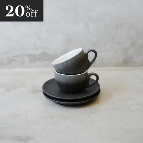 Foto Produk Expat. Roasters Ceramic cup and Saucer 4oz dari Expat. Roasters