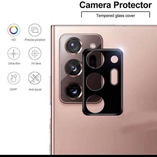 Foto Produk Samsung galaxy note 20 Ultra Tempered glass 3D pelindung lensa kamera dari Jaya cell 88