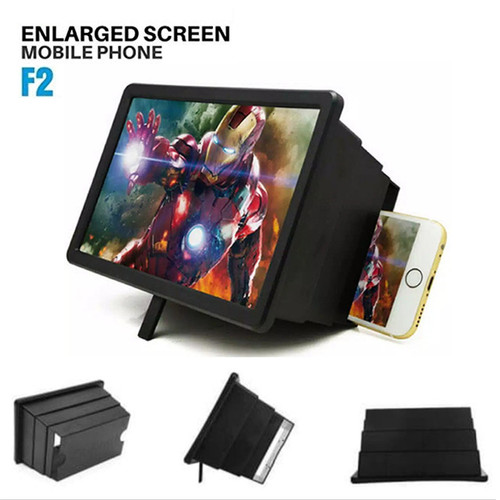 Foto Produk Enlarged Screen F2 Pembesar Layar HP F2 Mobile Phone Cinema dari mofan accesories