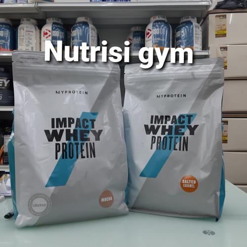 Foto Produk Impact whey 5,5 lbs myprotin impact whey 5lbs dari Nutrisi Gym