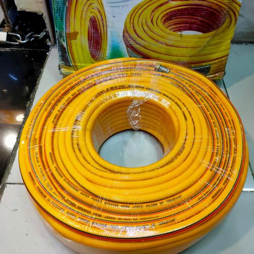 Foto Produk Rollan utuh Selang angin kompresor roll MOSWELL air compressor hose dari Bangun Teknik