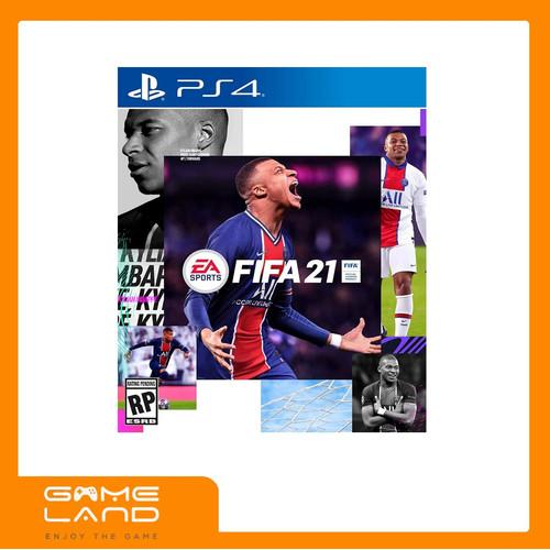 Foto Produk Fifa 21 Region 3 FISIK - PS4 dari GAMELAND