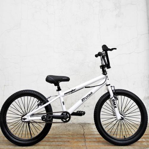 Foto Produk Sepeda BMX Senator Lycan - Putih dari yugowes