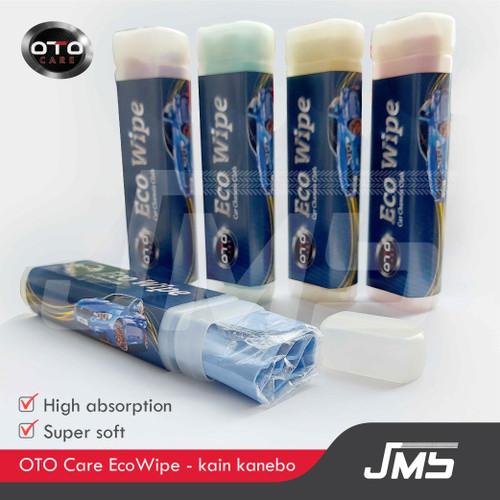 Foto Produk OTO CARE EcoWipe Lap Kanebo / Pengering Kendaraan Eco Series Chamois dari Jaya Motorsport