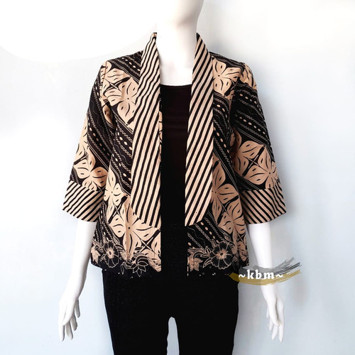 Foto Produk outer wanita bolero batik kantoran dari Batik Sri