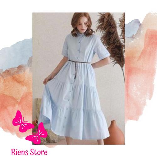 Foto Produk Dress C*nsensso Blue dari Riens Butik
