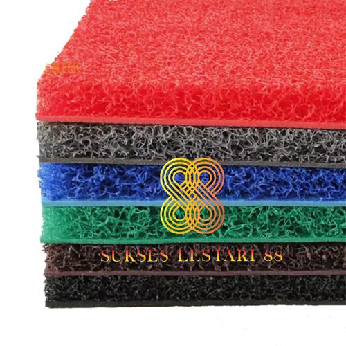 Foto Produk Keset Karpet PVC Mie / Bihun 40 x 60 - Cokelat dari Sukses Lestari 88