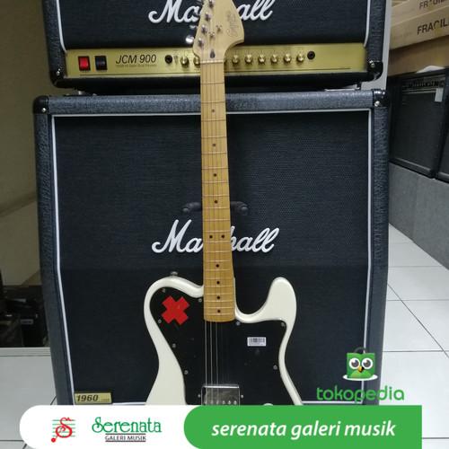 Foto Produk Squier Deryck Whibley Telecaster, Made In Indonesia dari Serenata Galeri Musik
