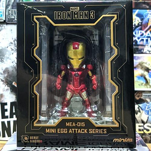 Foto Produk Mini Egg Attack Iron Man Mark VII with Hall of Armor dari Hobby Japan