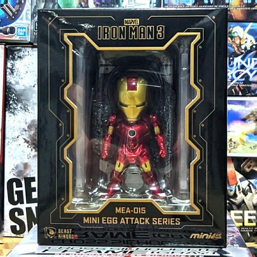 Foto Produk Mini Egg Attack Iron Man Mark IV with Hall of Armor dari Hobby Japan