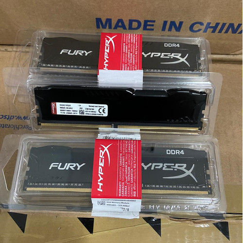 Foto Produk DDR4 8GB KINGSTON HYPER X PC 2400/19200 dari iconcomp