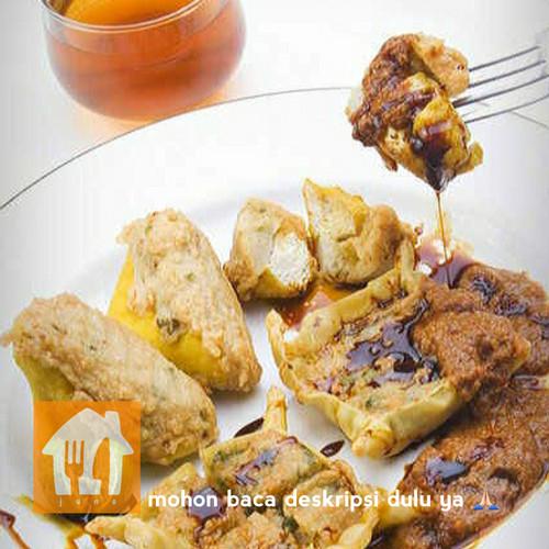 Foto Produk Batagor asli Bandung - isi 5 pcs - frozen dari JUNO fresh and frozen food