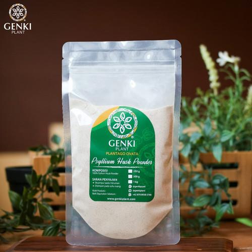 Foto Produk Psyllium Husk Powder - 250g dari Genki Plant