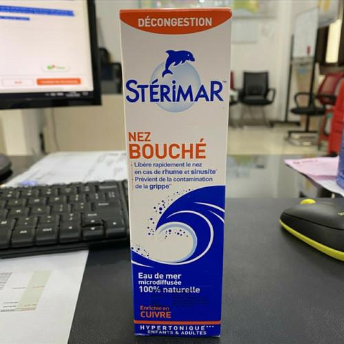 Foto Produk Sterimar Blocked Nose Hypertonic 100 ml dari sumber makmur elektronik