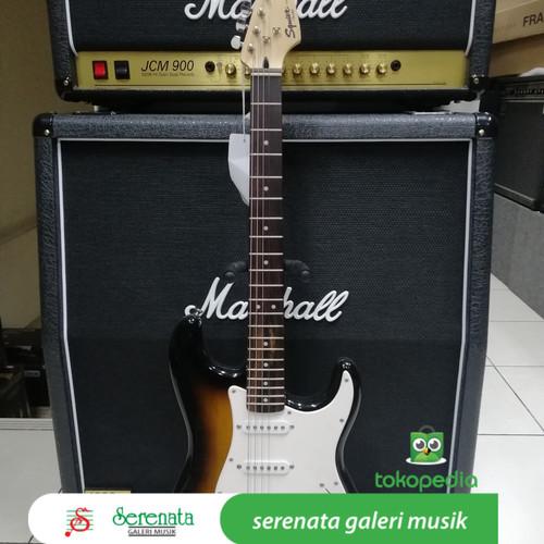 Foto Produk Squier Bullet Stratocaster, Made In China dari Serenata Galeri Musik
