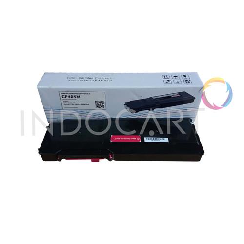 Foto Produk Toner Cartridge Compatible CT202020-Xerox DocuPrint CP405 CM405-Magent dari INDOCART