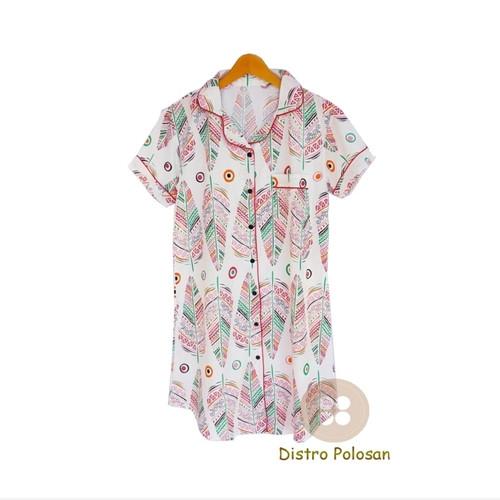 Foto Produk baju tidur wanita/piyama dewasa/baju tidur dewasa/piyama/baju tidur dari Distro Polosan