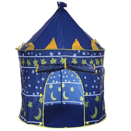 Foto Produk Tenda Bermain Anak Model Castle (BIRU/ PINK) dari Tokoid88