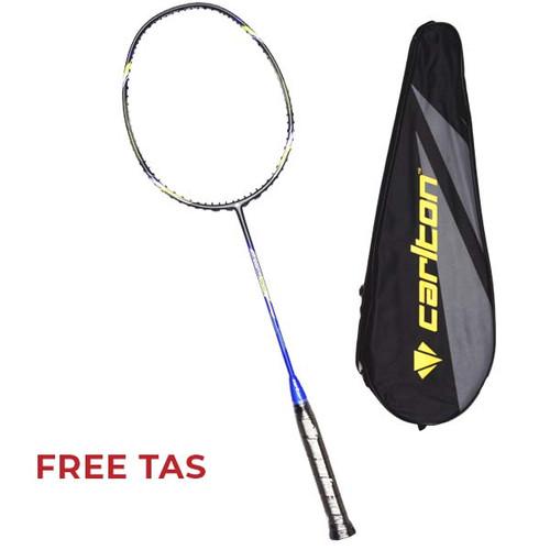 Foto Produk Raket Badminton Carlton Airtec 1200 G1 HL - Blue/Black dari SPORTAWAYS