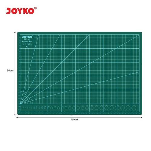 Foto Produk Cutting Mat / Alas Potong Joyko CM-A3 dari -SPECIALIST STORE-