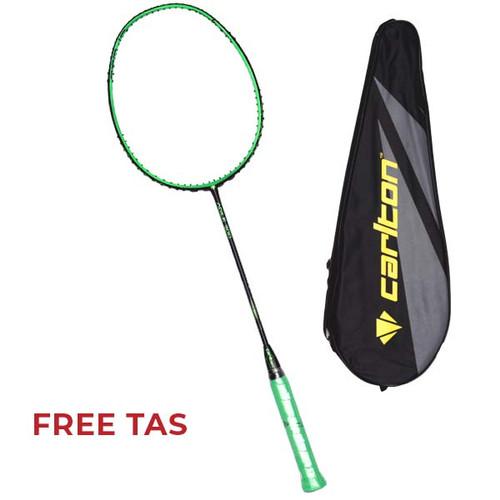 Foto Produk Raket Badminton Carlton C BF Agile 300 G1 HL - Green dari SPORTAWAYS