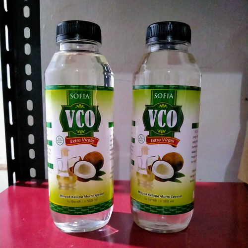 Foto Produk Minyak Kelapa Vco sofia 500ml Virconut dari trend center jakarta