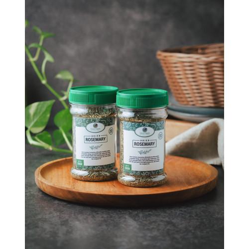 Foto Produk Natural Dried Rosemary ( Rosemari Kering ) - 35gr dari Francis Organic