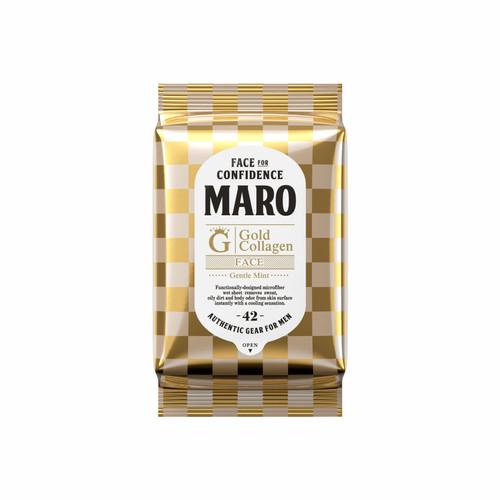 Foto Produk MARO Gold Collagen Face Wipes dari MARO Indonesia