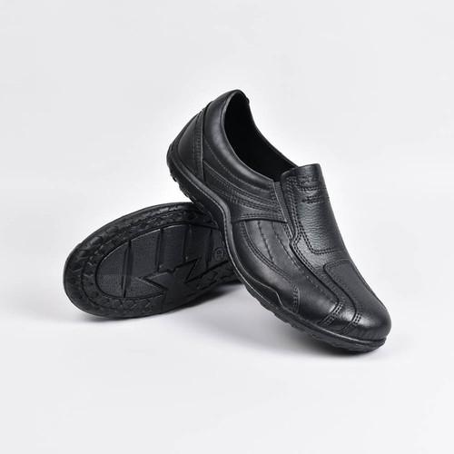 Foto Produk [Bisa COD] Promo Sepatu Pantofel Pria PRO ATT AB-375 / Karet - 39 dari Shoology