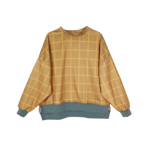 Foto Produk Nadjani - Tops Weslyn - Square Yellow dari Nadjani