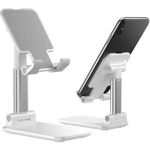 Foto Produk Dudukan Handphone Tablet Folding Desktop phone stand Holder Mini 302 dari lbagstore