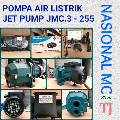 Jual Pompa Air Listrik Jet Pump 255 Otomatis Sumur Dalam Jakarta Barat Pd Tan Jaya Tokopedia