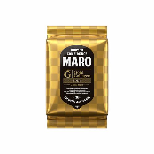 Foto Produk MARO Gold Collagen Body Wipes dari MARO Indonesia