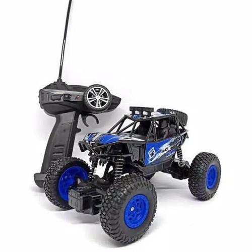 Foto Produk mainan mobil remote control off-road monster truck dari wahana toys