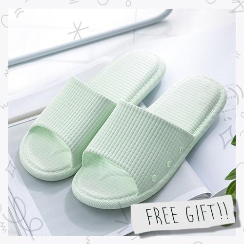 Foto Produk Sendal Rumah Sandal Karet Anti Slip Selop Kamar Mandi Terbaru 002 - 36 dari Desuka73
