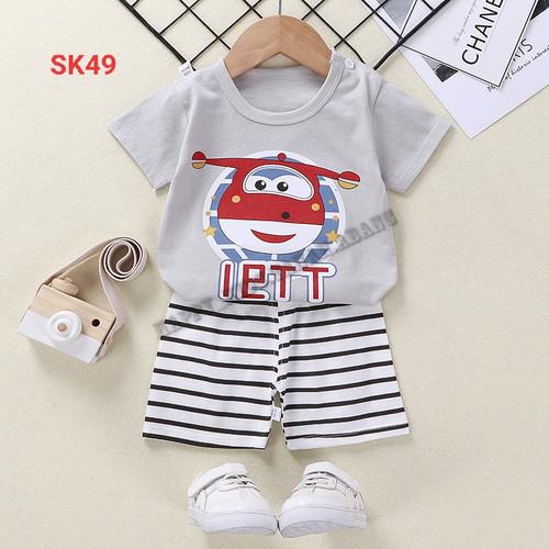 Foto Produk Pakaian anak laki laki/pakaian bayi laki laki - Sesuai Gambar 4, 73 dari Happy_kids.tanah.abang