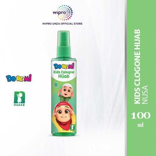 Foto Produk Doremi Nussa Cologne Hijab 100ml dari Wipro Unza Official