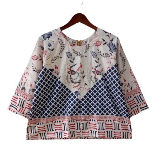 Foto Produk blouse batik halus dari Batik Sri
