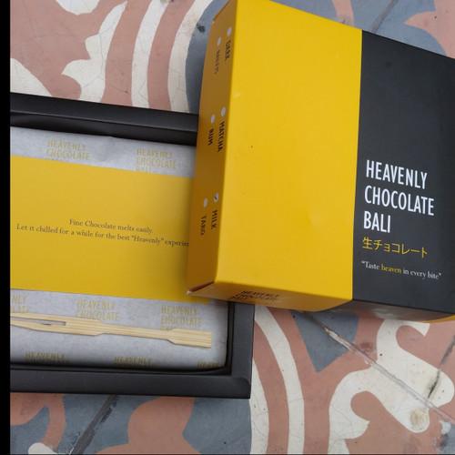 Foto Produk Heavenly Chocolate Bali - Square/Persegi, Dark dari Putri Boga - Jakarta